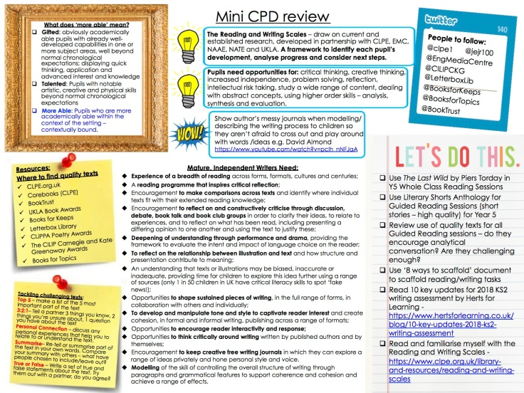 CPD MINI REVIEW - Meeting the Needs of More Able Pupils at KS2.jpg