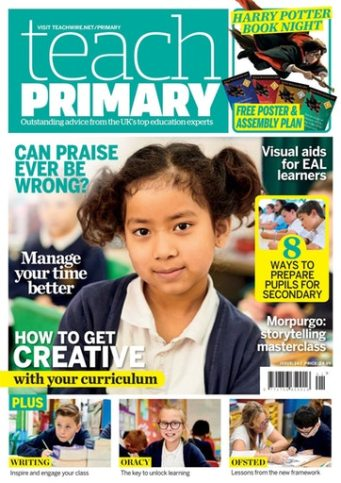 TEACH PRIMARY COVER